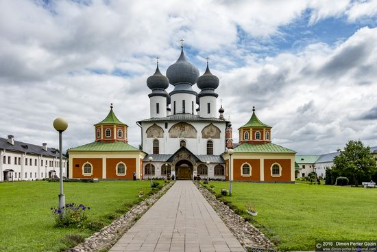 Tikhvin Assumption Monastery, Russia, photo 18