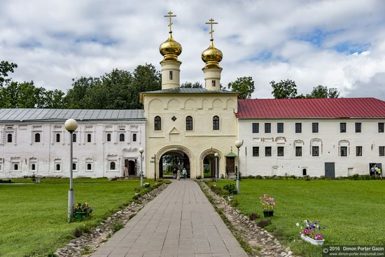 Tikhvin Assumption Monastery, Russia, photo 19