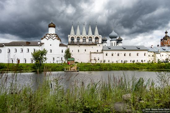 Tikhvin Assumption Monastery, Russia, photo 20