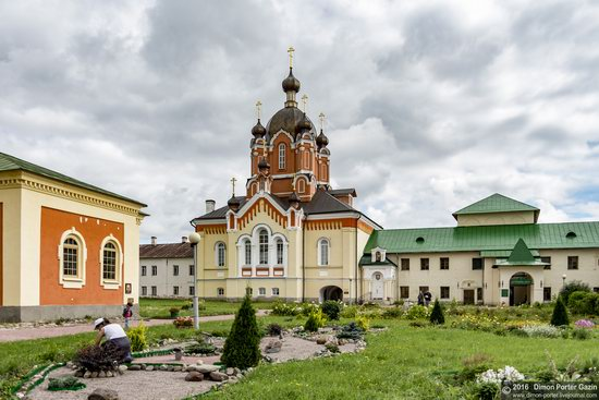 Tikhvin Assumption Monastery, Russia, photo 22