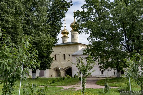 Tikhvin Assumption Monastery, Russia, photo 6