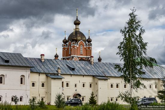 Tikhvin Assumption Monastery, Russia, photo 7