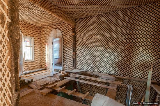 Wooden Palace in Astashovo, Kostroma region, Russia, photo 10