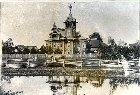 Wooden Palace in Astashovo, Kostroma region, Russia, photo 26