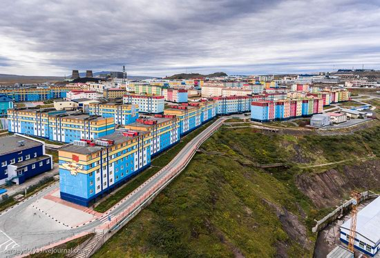 Anadyr from above, Russia, photo 10