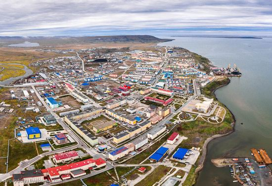 Anadyr from above, Russia, photo 11