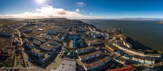 Anadyr from above, Russia, photo 12