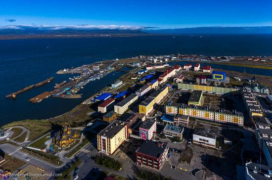Anadyr from above, Russia, photo 14
