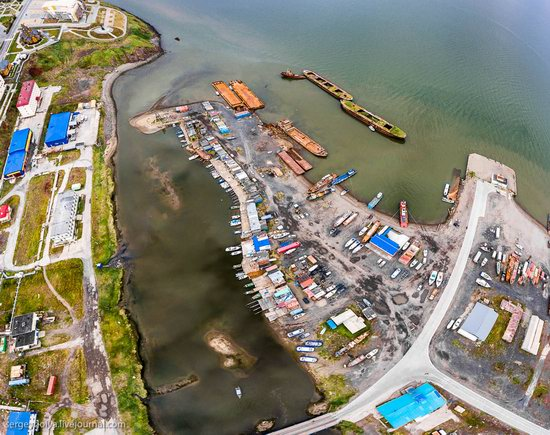 Anadyr from above, Russia, photo 16
