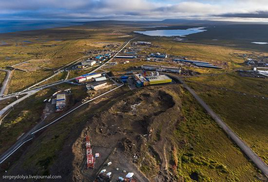 Anadyr from above, Russia, photo 20