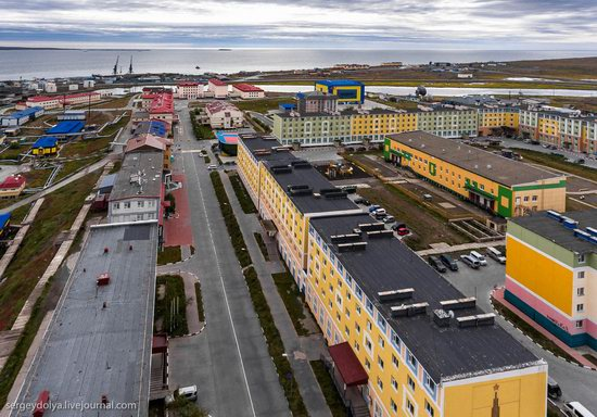 Anadyr from above, Russia, photo 21