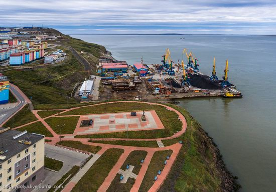 Anadyr from above, Russia, photo 22