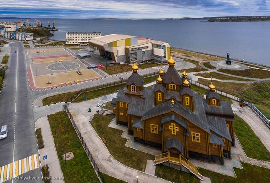 Anadyr from above, Russia, photo 23