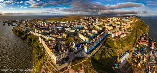 Anadyr from above, Russia, photo 7