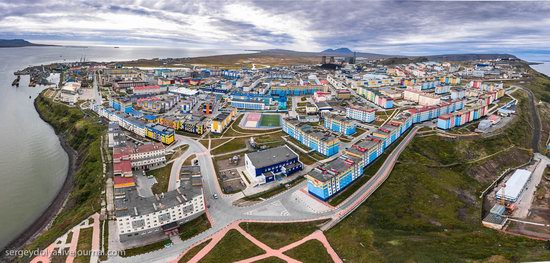 Anadyr from above, Russia, photo 9