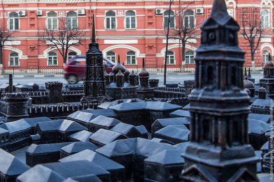 Bronze monument Miniature Tula, Russia, photo 10