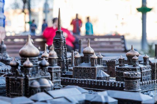 Bronze monument Miniature Tula, Russia, photo 8