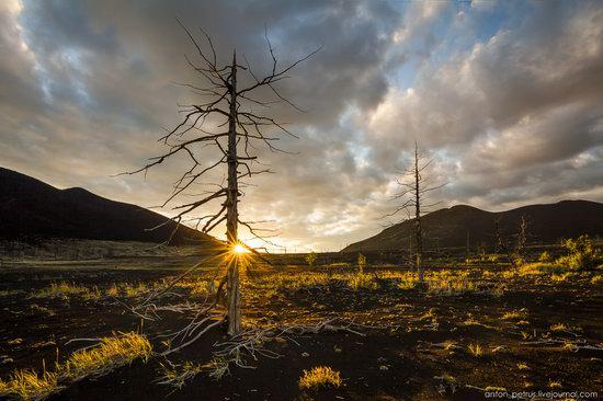 The lava fields of Tolbachik, Kamchatka, Russia, photo 12
