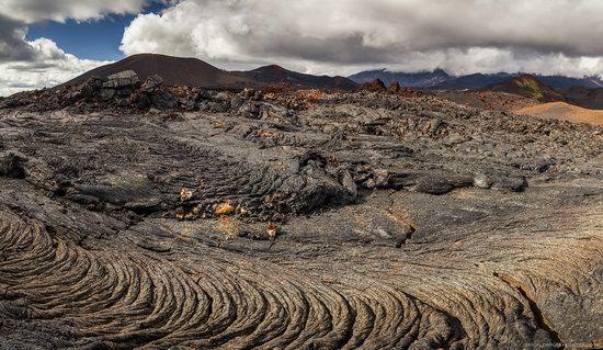 The lava fields of Tolbachik, Kamchatka, Russia, photo 5