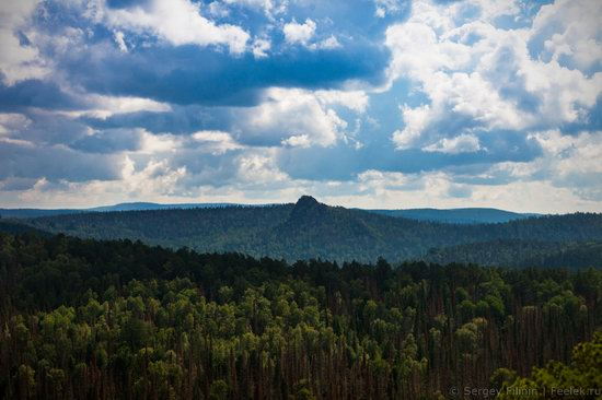 State Nature Reserve Stolby, Krasnoyarsk, Russia, photo 11