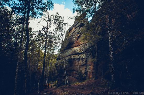 State Nature Reserve Stolby, Krasnoyarsk, Russia, photo 12