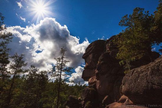 State Nature Reserve Stolby, Krasnoyarsk, Russia, photo 13