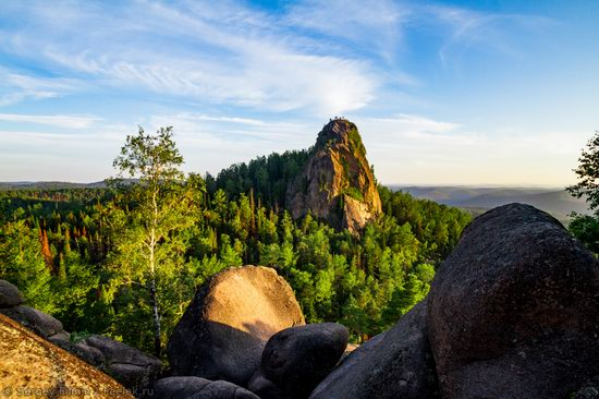 State Nature Reserve Stolby, Krasnoyarsk, Russia, photo 16