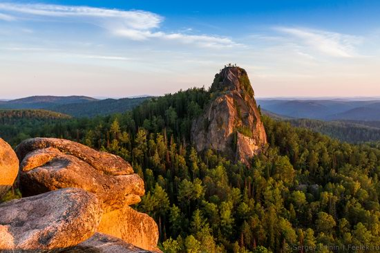 State Nature Reserve Stolby, Krasnoyarsk, Russia, photo 21