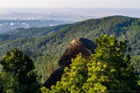 State Nature Reserve Stolby, Krasnoyarsk, Russia, photo 4