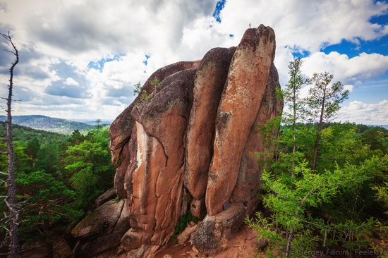 State Nature Reserve Stolby, Krasnoyarsk, Russia, photo 7