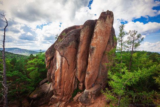State Nature Reserve Stolby, Krasnoyarsk, Russia, photo 7