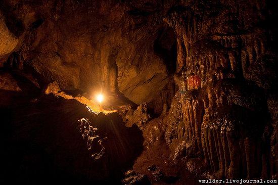 Ozernaya Cave, Adygeya, Russia, photo 13