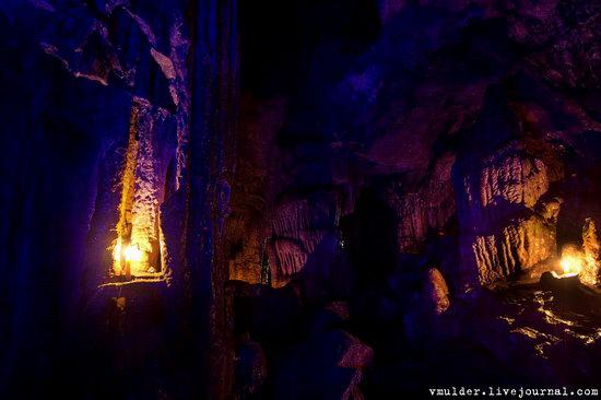 Ozernaya Cave, Adygeya, Russia, photo 14