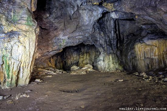 Ozernaya Cave, Adygeya, Russia, photo 3