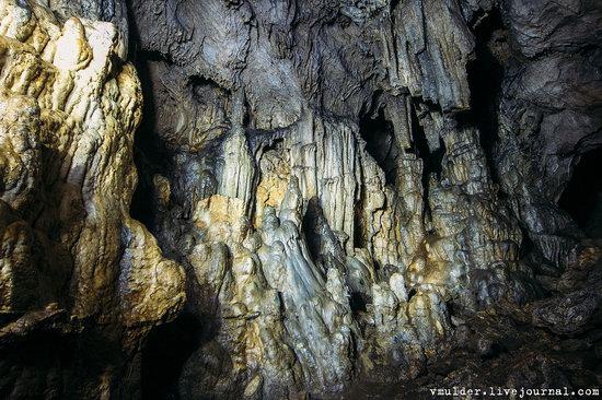 Ozernaya Cave, Adygeya, Russia, photo 5