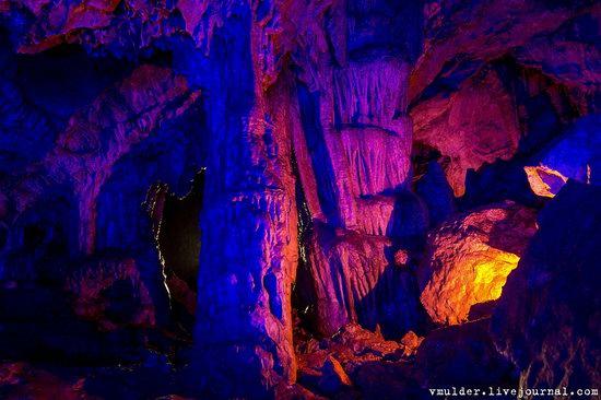 Ozernaya Cave, Adygeya, Russia, photo 8