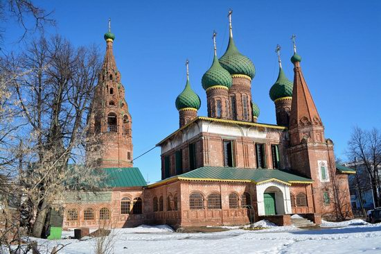 Church of St. Nicholas the Wet, Yaroslavl, Russia, photo 1