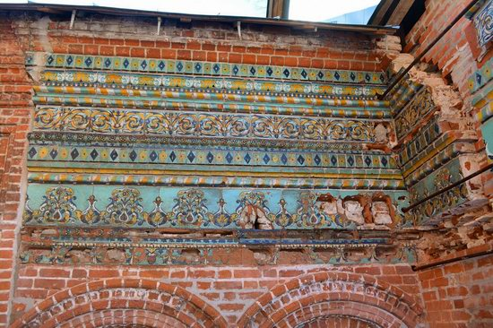Church of St. Nicholas the Wet, Yaroslavl, Russia, photo 10