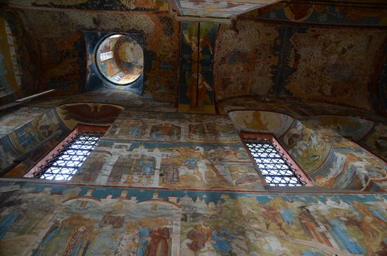 Church of St. Nicholas the Wet, Yaroslavl, Russia, photo 11