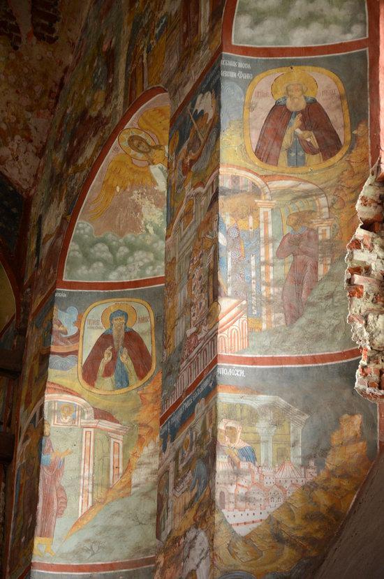 Church of St. Nicholas the Wet, Yaroslavl, Russia, photo 17