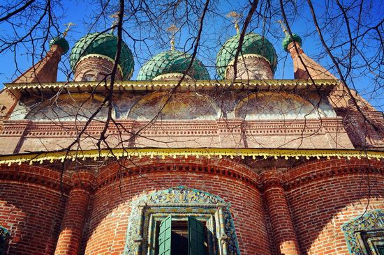 Church of St. Nicholas the Wet, Yaroslavl, Russia, photo 3