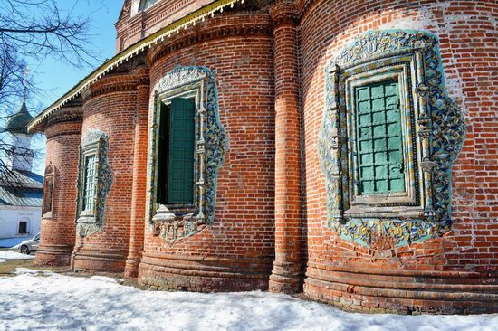 Church of St. Nicholas the Wet, Yaroslavl, Russia, photo 4