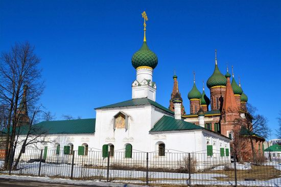 Church of St. Nicholas the Wet, Yaroslavl, Russia, photo 7