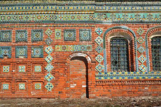 Church of St. Nicholas the Wet, Yaroslavl, Russia, photo 8
