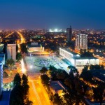 Krasnodar – the view from above