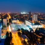 Krasnodar – the view from above