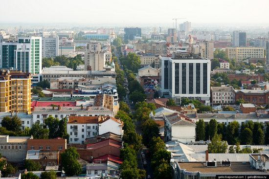 Krasnodar from above, Russia, photo 11