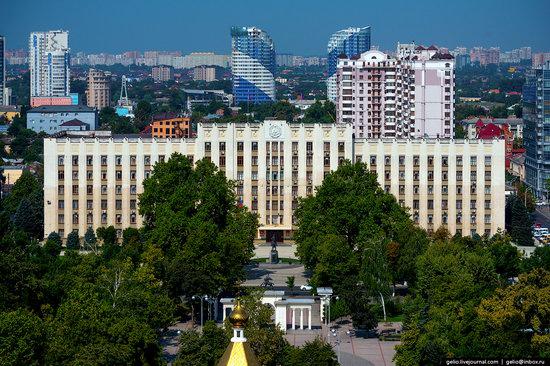 Krasnodar from above, Russia, photo 12