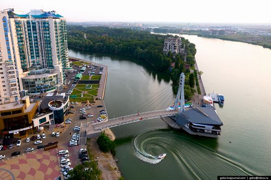 Krasnodar from above, Russia, photo 13
