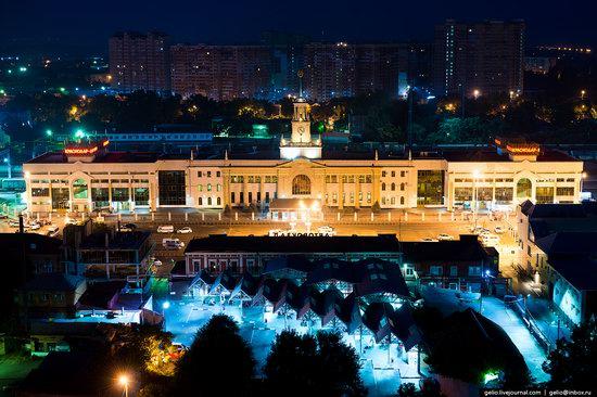 Krasnodar from above, Russia, photo 14